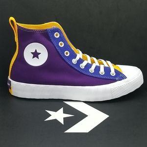 ⭐ Converse UNT1TL3D HI Night Purple / Deep Emerald